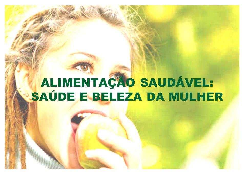 ALIMENTAÇÃO DESEQUILIBRADA