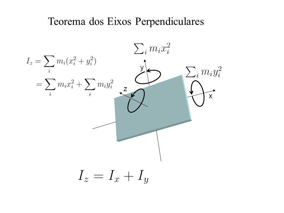 z Casca Esférica z eixo d/d a