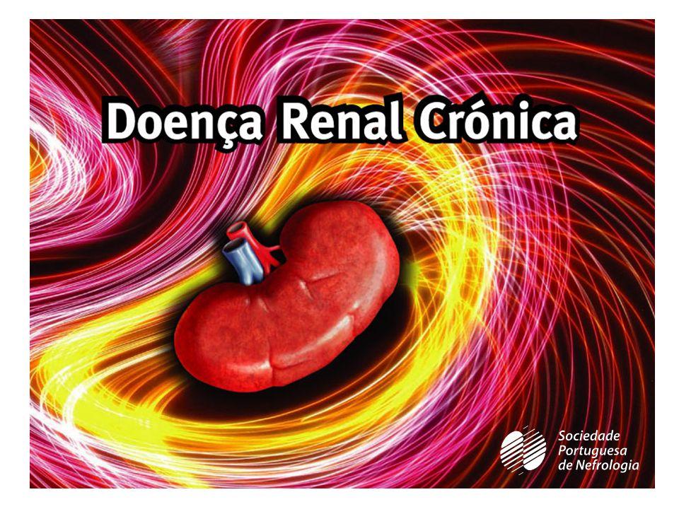 O que é a doença renal crónica.