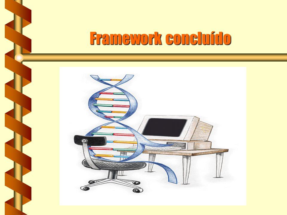 Framework concluído