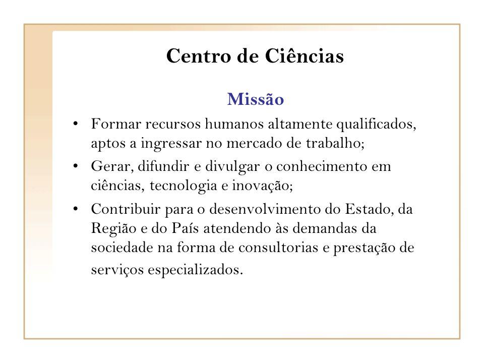 PROPAG – Centro de Ciências Projetos PROPAG do Centro de Ciências Disponível em www.prograd.ufc.brwww.prograd.ufc.br Centro de Ciências da UFC www.centrodeciencias.ufc.br