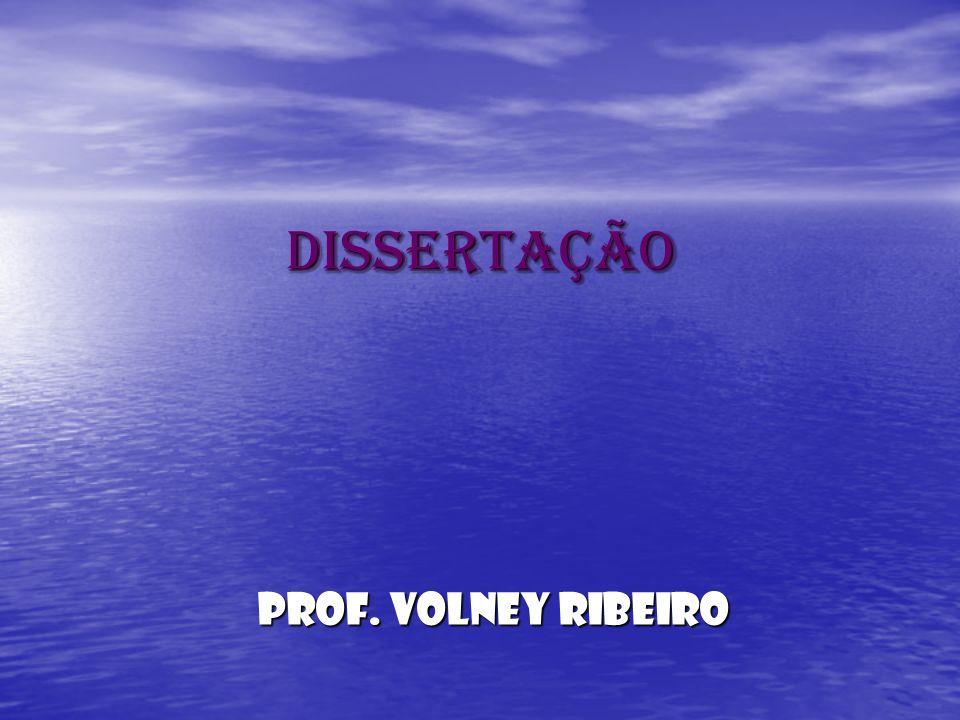 Dissertação Prof. Volney Ribeiro