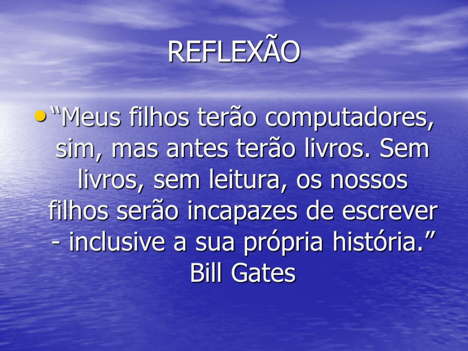 3.O conflito pela posse da terra só acontece no Brasil por falta de leitura da Bíblia.