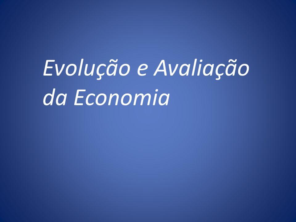 Evolução e Avaliação da Economia