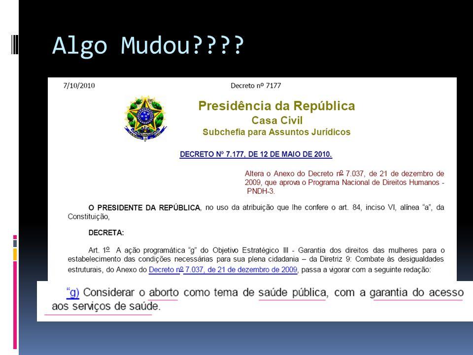 PNDH 3 – Programa Nacional de Direitos Humanos ( decreto nº 7.039/2009 (assinado em 21 de dezembro de 2009 pelo Sr.Pres.