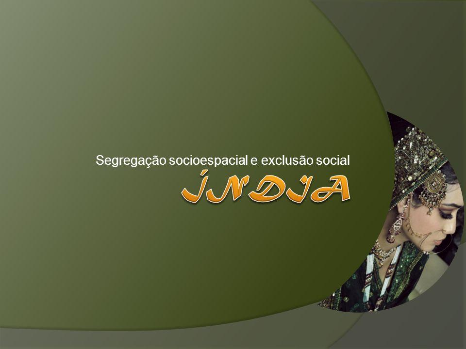 Segregação socioespacial e exclusão social