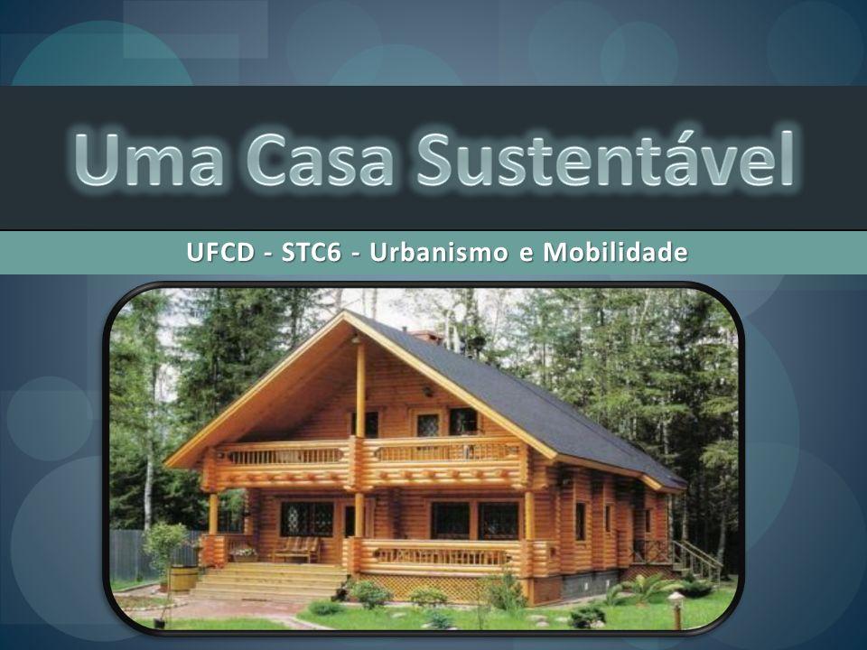 UFCD - STC6 - Urbanismo e Mobilidade