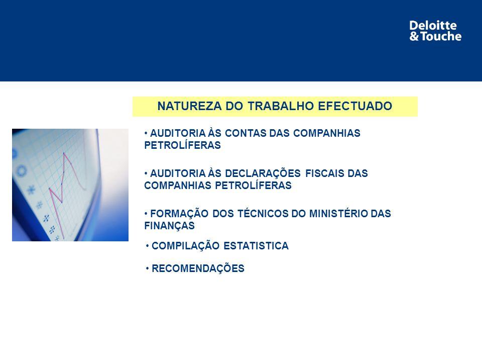 Área de serviço Confirmação da manutenção adequada de livros e registos contabilísticos e verificação da conformidade dos mesmos com a Lei 1.