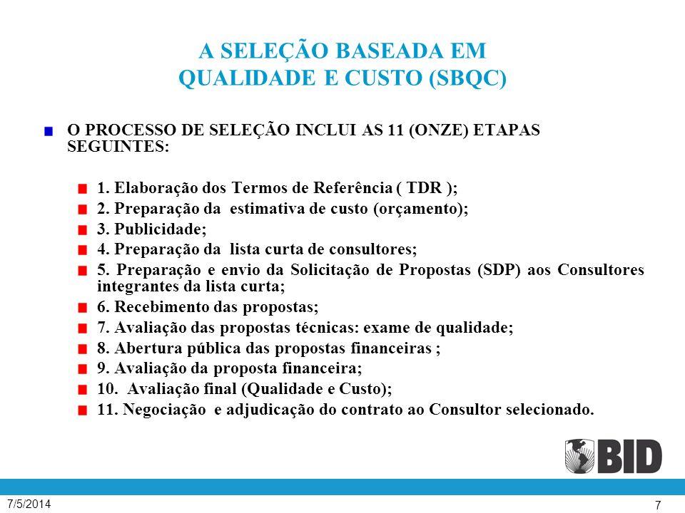 7/5/2014 68 SELEÇÃO DE CONSULTORES INDIVIDUAIS UTILIZAÇÃO PROFISSIONAIS PARA REALIZAÇÃO DE SERVIÇOS ESPECÍFICOS.