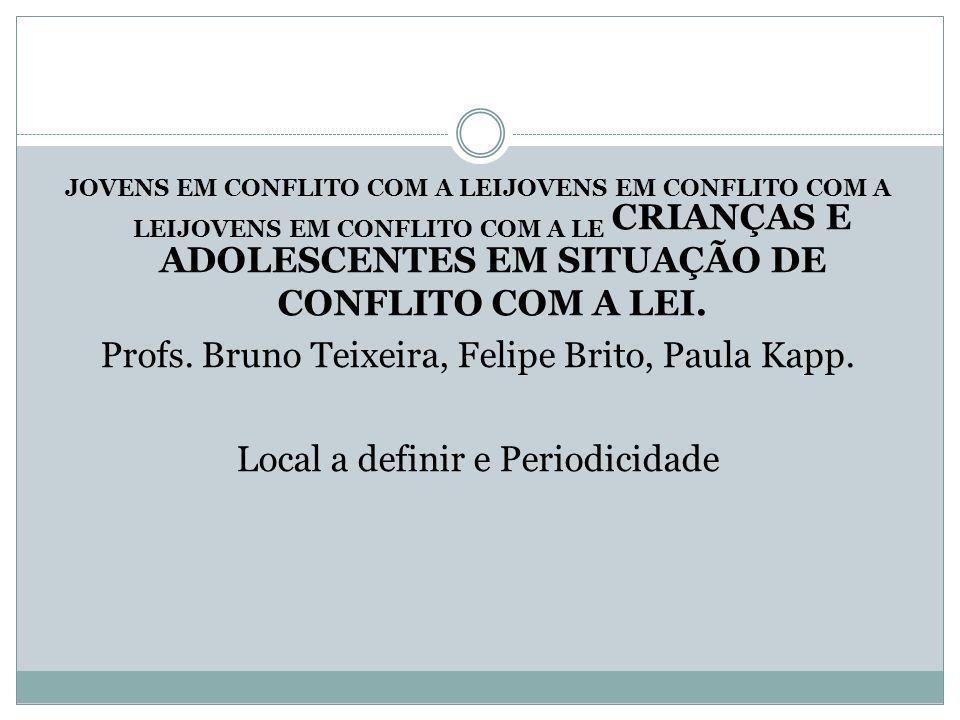 PENSAMENTO SOCIAL BRASILEIRO Profs.