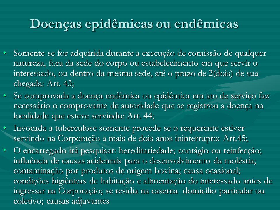 Inquérito Sanitário de Origem Art. 6. Nos casos de acidentes que, de acordo com os dispositivos anteriores, determinem a lavratura do Atestado de Orig