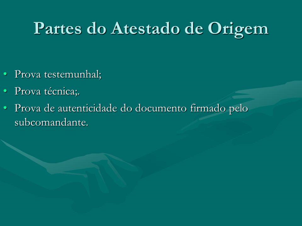 Peça primordial: Art. 7º Elucidação da origem dos acidentes ou ferimentos e incapacidades físicas; Em processos referentes às reformas, aposentadorias