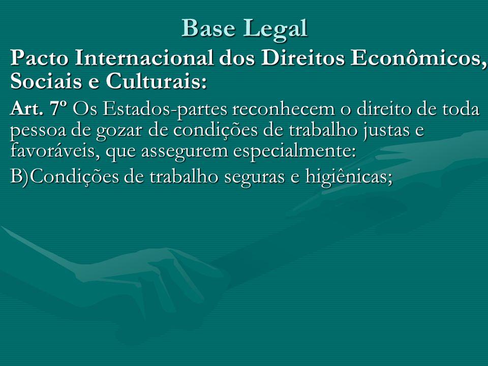 Base Legal Pacto Internacional dos Direitos Econômicos, Sociais e Culturais:Pacto Internacional dos Direitos Econômicos, Sociais e Culturais: Art.