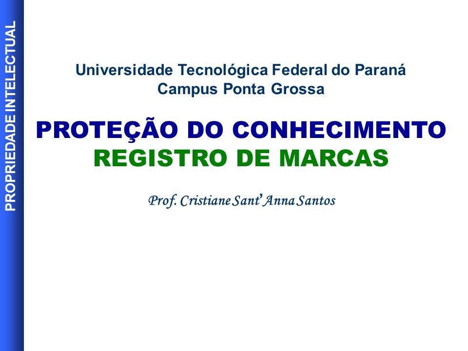 PROPRIEDADE INTELECTUAL 32 A ESCOLHA DA MARCA COMO ESTRATÉGIA DE MARKETING Inove.