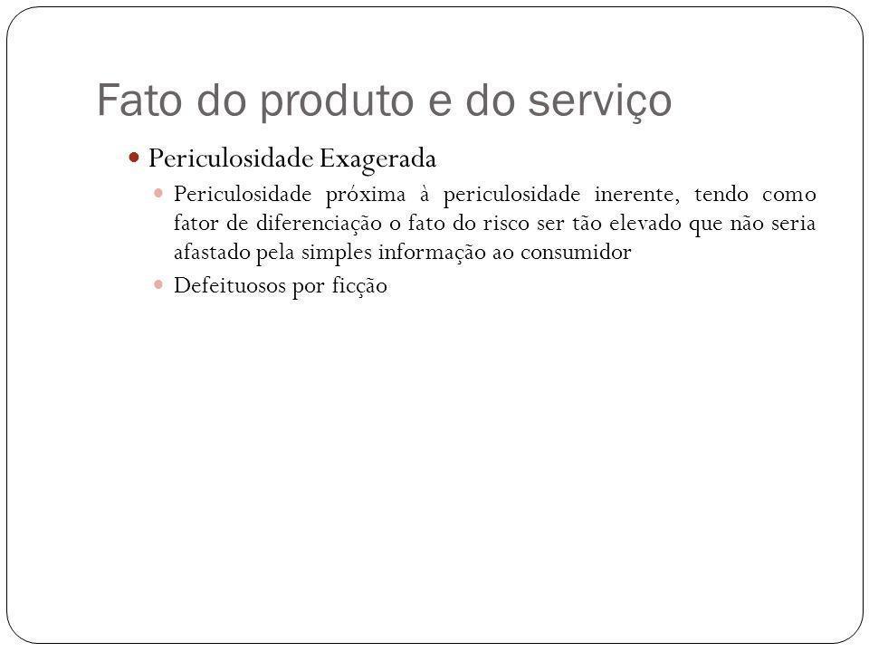 Fato do produto e serviço Quem é responsável.(art.