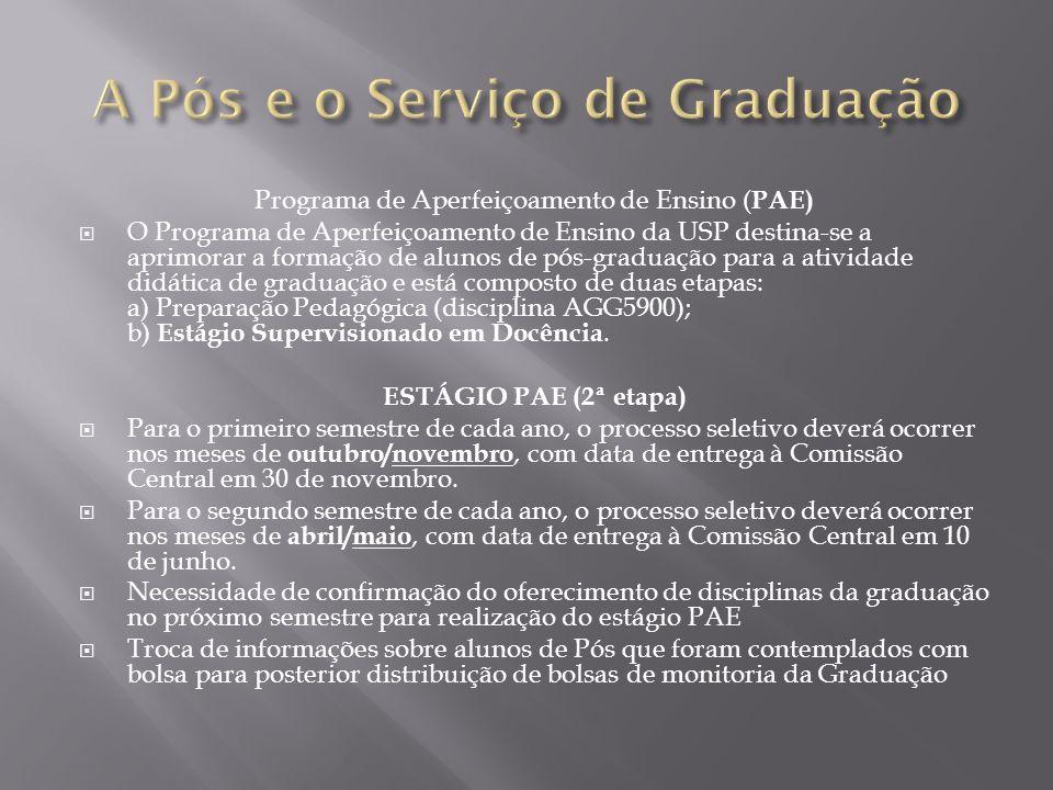 Distribuição de salas de aula do Instituto Após a distribuição de salas de aulas feita pela Graduação na Intranet, são distribuídas as salas para a Pós.