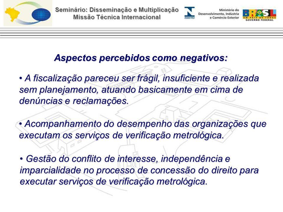 Seminário: Disseminação e Multiplicação Missão Técnica Internacional Fonte:Verificação Metrológica dos Cronotacógrafos.
