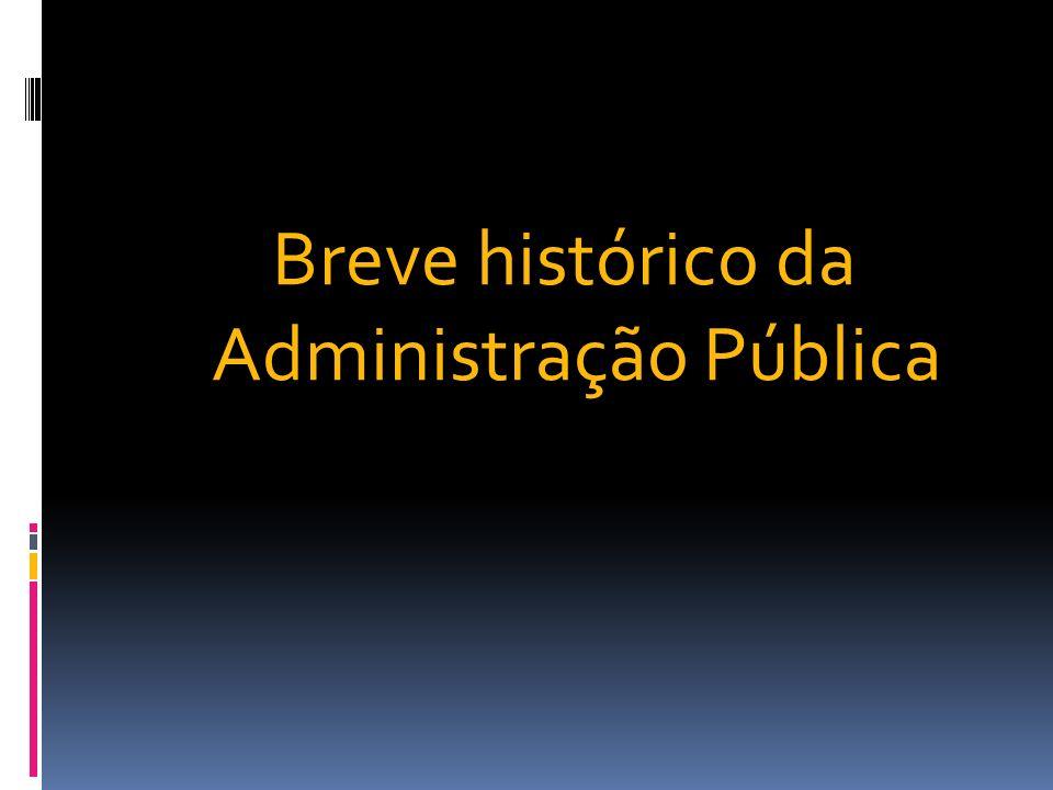 Aula 03 Veremos: Estruturação da Máquina administrativa no Brasil desde 1930: Dimensões estruturais e culturais.