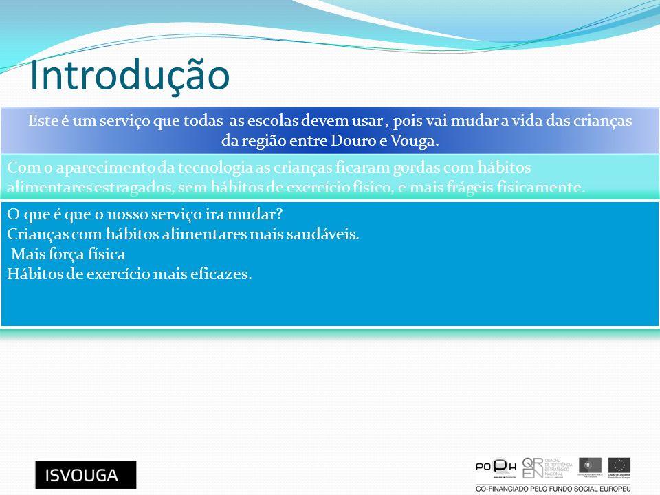 Este é um serviço que todas as escolas devem usar, pois vai mudar a vida das crianças da região entre Douro e Vouga.