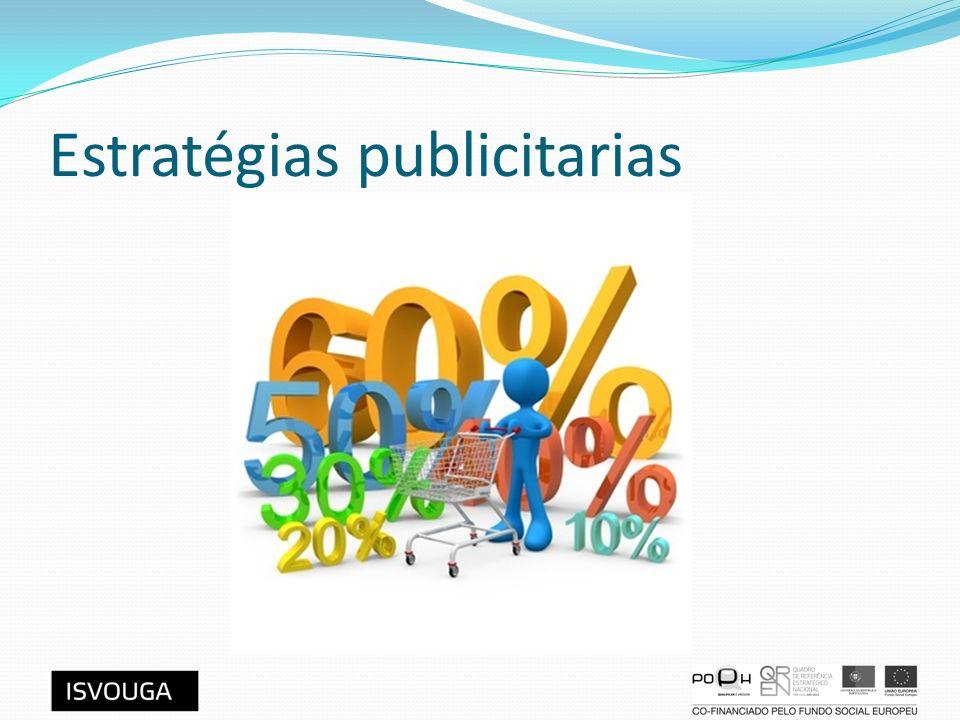 Estratégias publicitarias