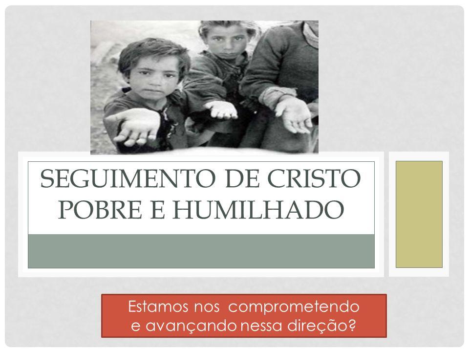 O POBRE PEREGRINO IÑIGO Pobreza como estilo de vida e de apostolado