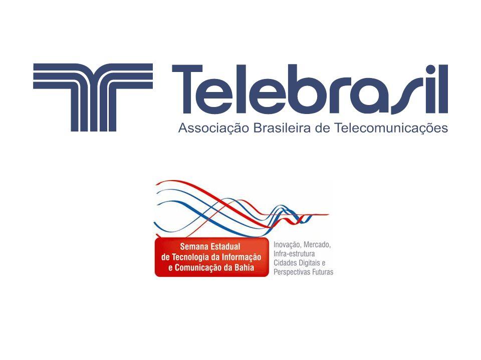 TELEBRASIL - Semana Estadual de Tecnologia da Informação e Comunicação da Bahia - 08nov2007 71 Brasil Digital: Agenda para um Projeto Comum Palavra de