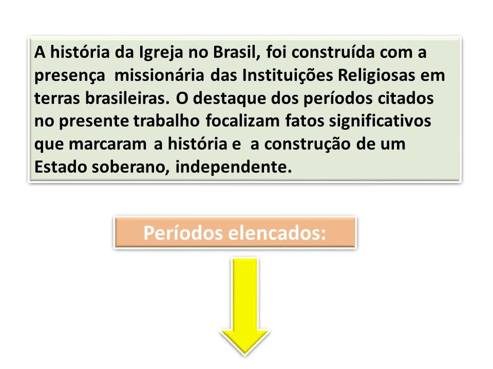 PERÍODOS HISTÓRICOS TRÊS SÉCULOS APÓS O DESCOBRIMENTO, COMEÇA A CONSTRUÇÃO DO ESTADO E ADMINISTRAÇÃO PÚBLICA DO BRASIL.
