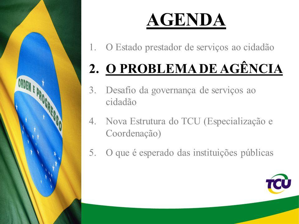 TCU Realização de auditorias coordenadas (tribunais de contas e EFS); AVALIAÇÃO DA GOVERNANÇA AMBIENTAL NA AMAZÔNIA (envolverá as EFS dos países e os Tribunais de Contas dos estados brasileiros da Amazônia) AVALIÇÃO DA EDUCAÇÃO – ENSINO MÉDIO (envolverá os Tribunais de Contas dos estados brasileiros) Incremento da participação do TCU junto a organismos internacionais (OLACEFS, INTOSAI, ETC.) O TCU presidirá a OLACEFS pelos próximos três anos (possibilidade de disseminar os avanços de governança nos países membros, da América Latina e Caribe) OUTRAS DIRETRIZES IMPORTANTES RELACIONADAS À GOVERNANÇA