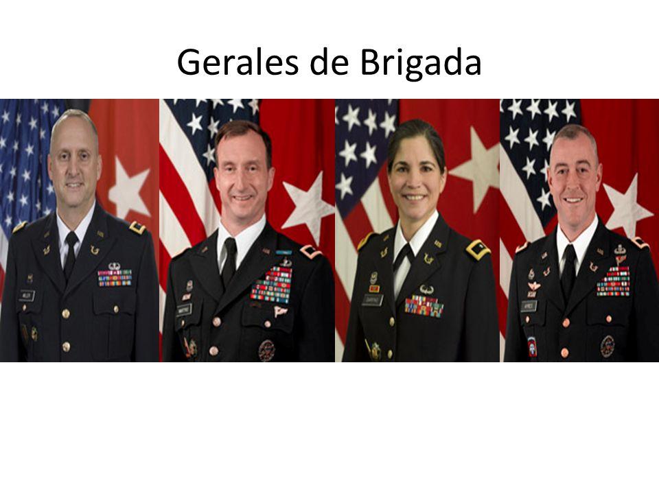 Gerales de Brigada
