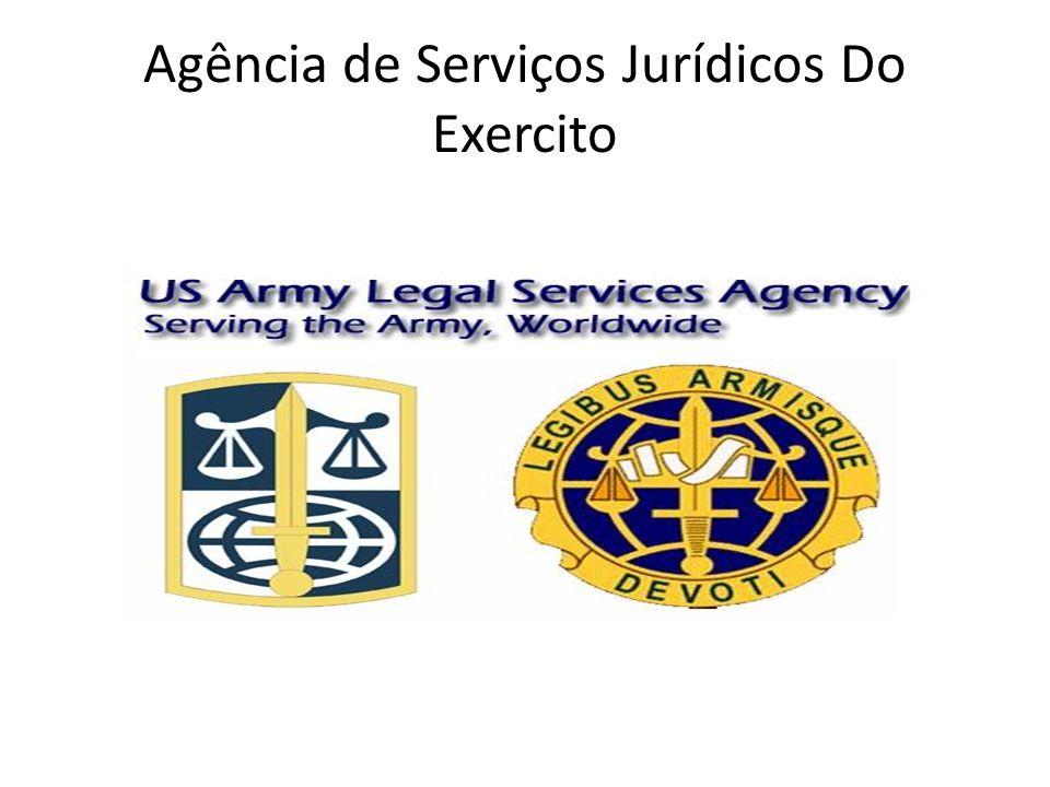Agência de Serviços Jurídicos Do Exercito