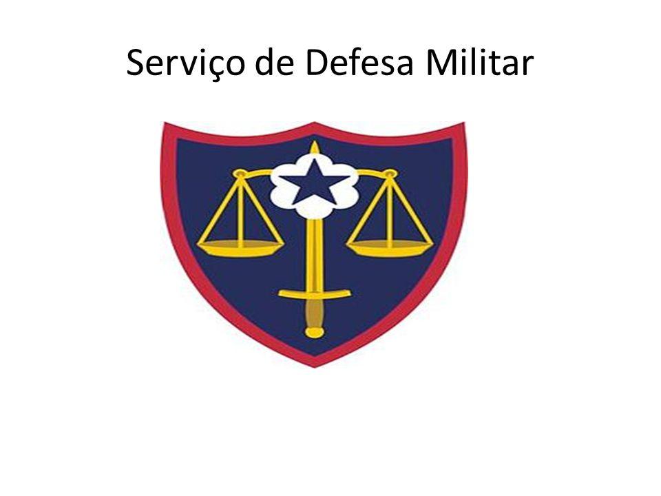 Serviço de Defesa Militar