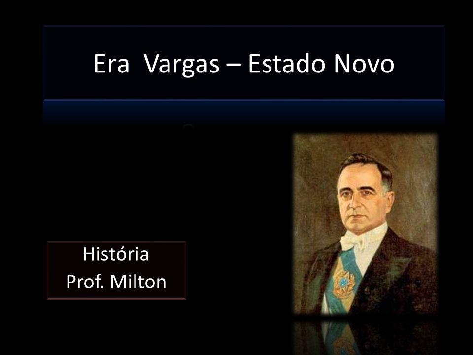 História Prof. Milton