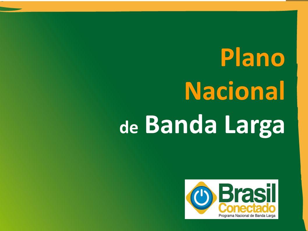 2 Importância do Programa Diagnóstico Objetivos Dimensões e Ações do PNBL Governança e Fórum Brasil Conectado Sumário
