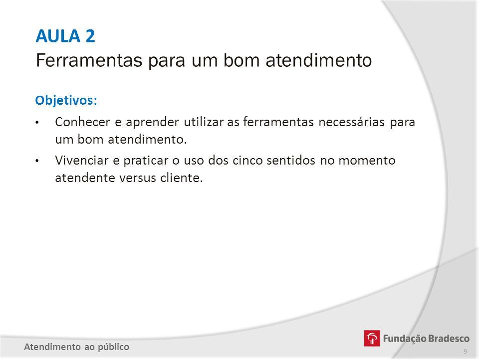 PARTE 2 – CRIAR UMA PRIMEIRA BOA IMPRESSÃO.