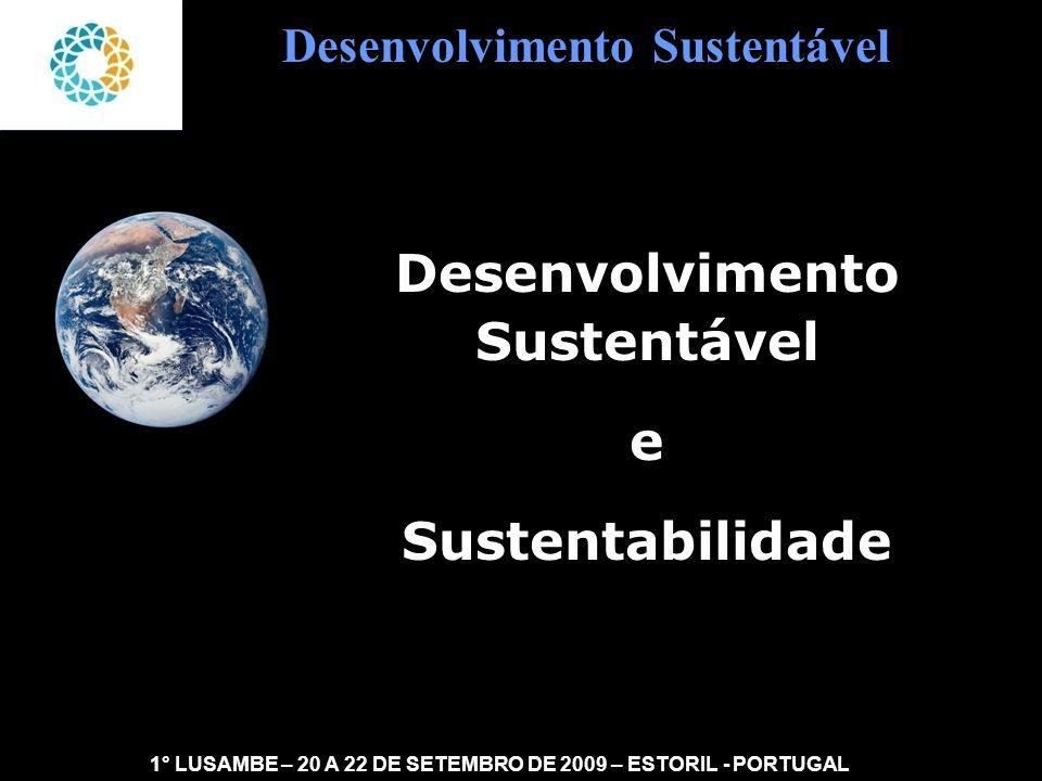 II FEAmbienta – FEA – USP- 03 a 05 DE NOVEMBRO DE 2008 CONCEITOS PRESENTES NO DE DESENVOLVIMENTO SUSTENTÁVEL a questão de ESCALA sustentável da atividade econômica em relação aos mecanismos de suporte da vida; distribuição EQÜITATIVA de recursos e oportunidades entre as gerações presentes e futuras; QUANTIFICAÇÃO do CAPITAL NATURAL.