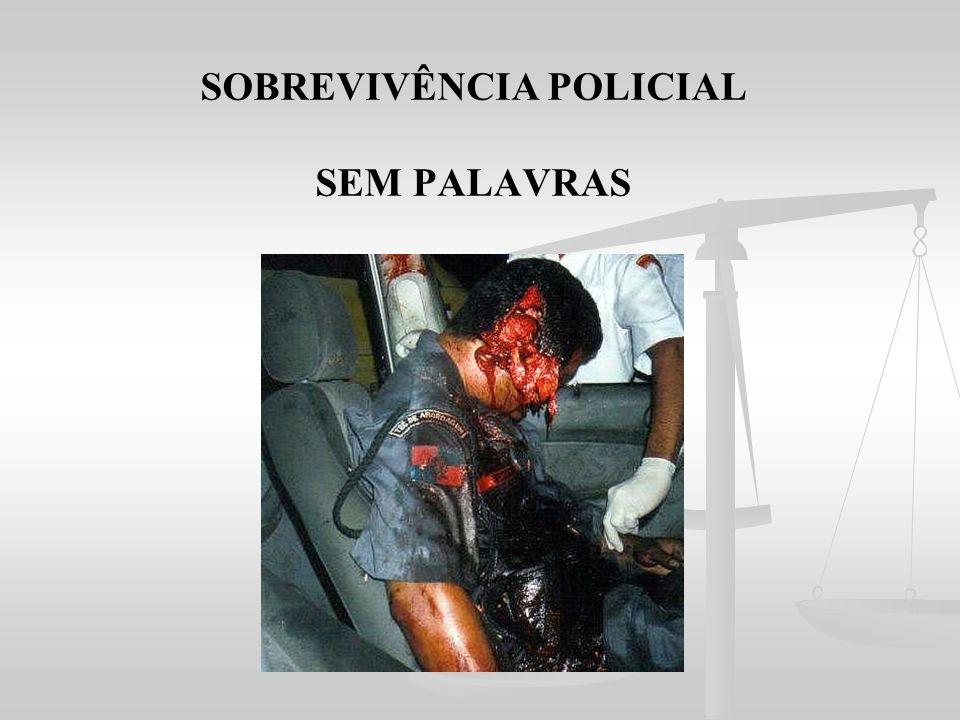 SOBREVIVÊNCIA POLICIAL SEM PALAVRAS