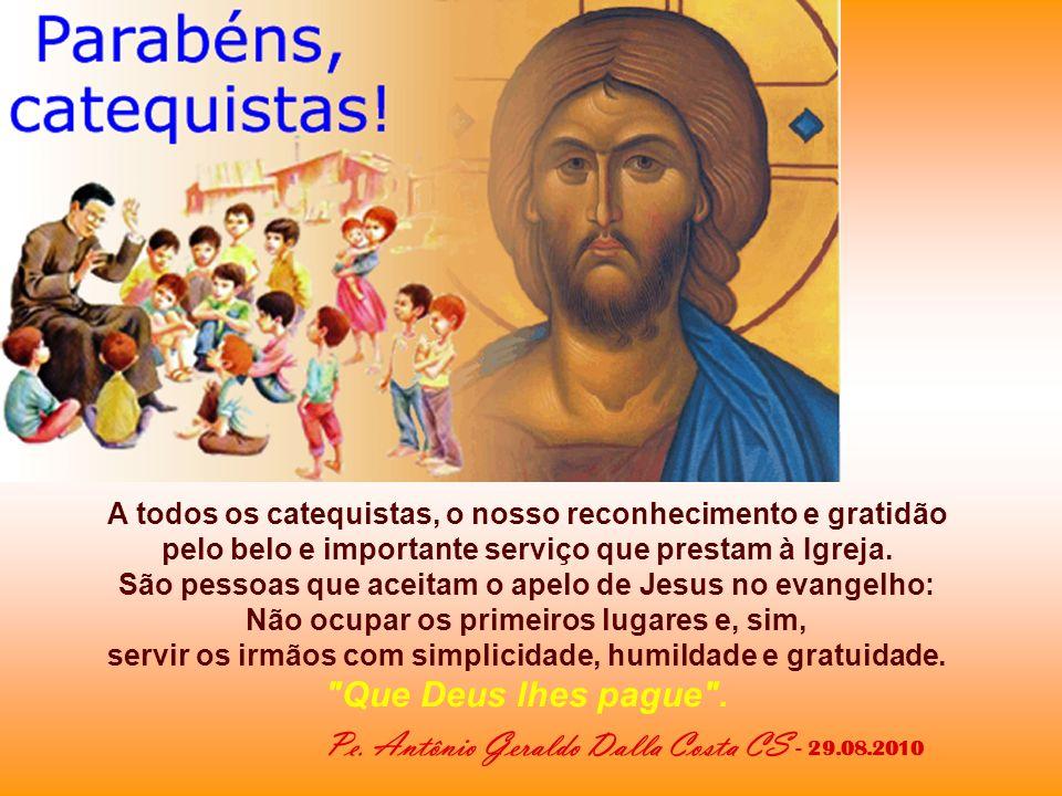 Dia do Catequista: