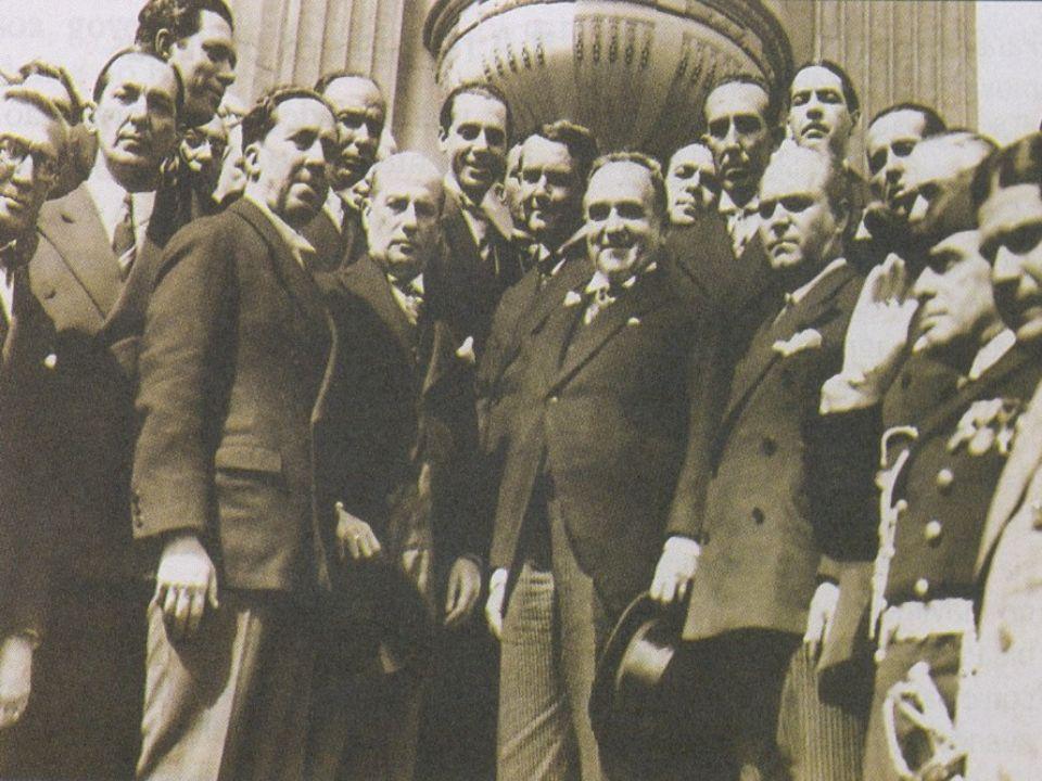 Após a Revolução de1930, que impediu a posse de Júlio Prestes, vem a Revolução Constitucionalista de São Paulo (1932)