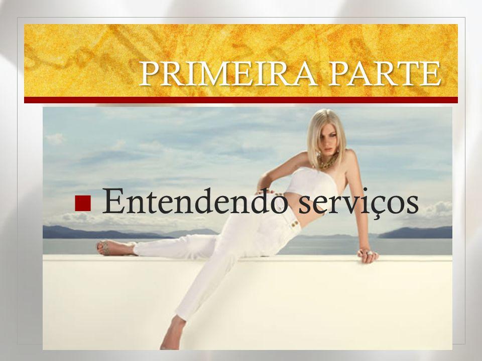 PRIMEIRA PARTE Entendendo serviços