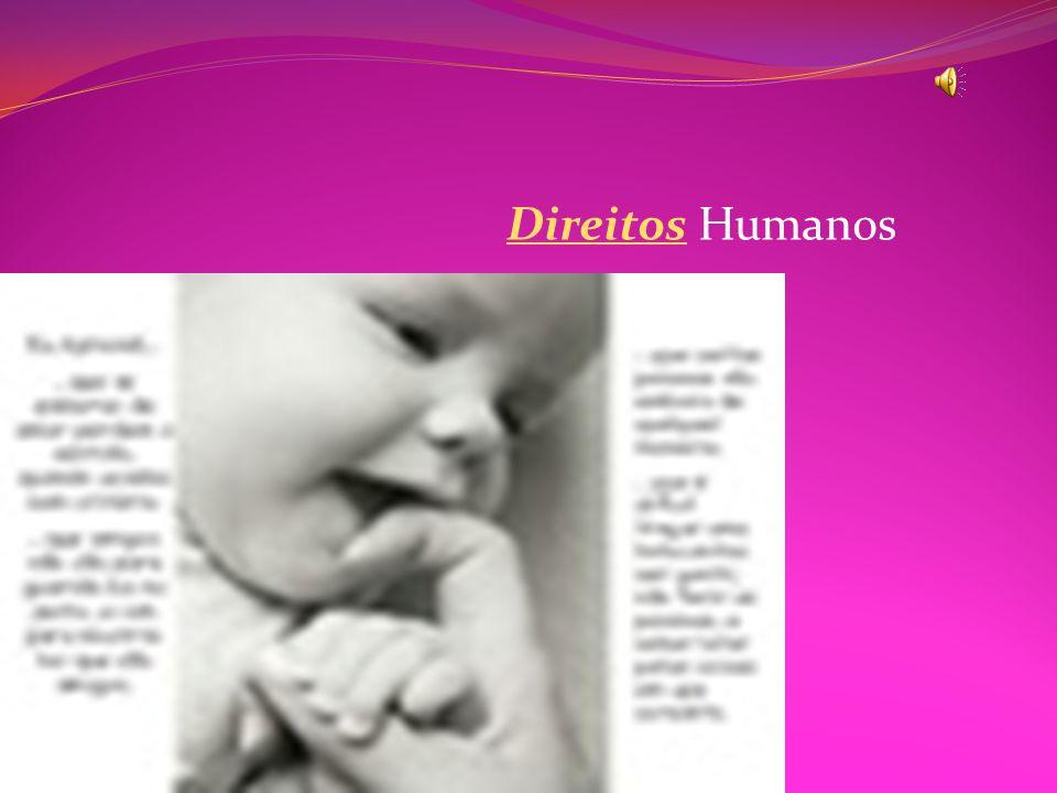 DireitosDireitos Humanos