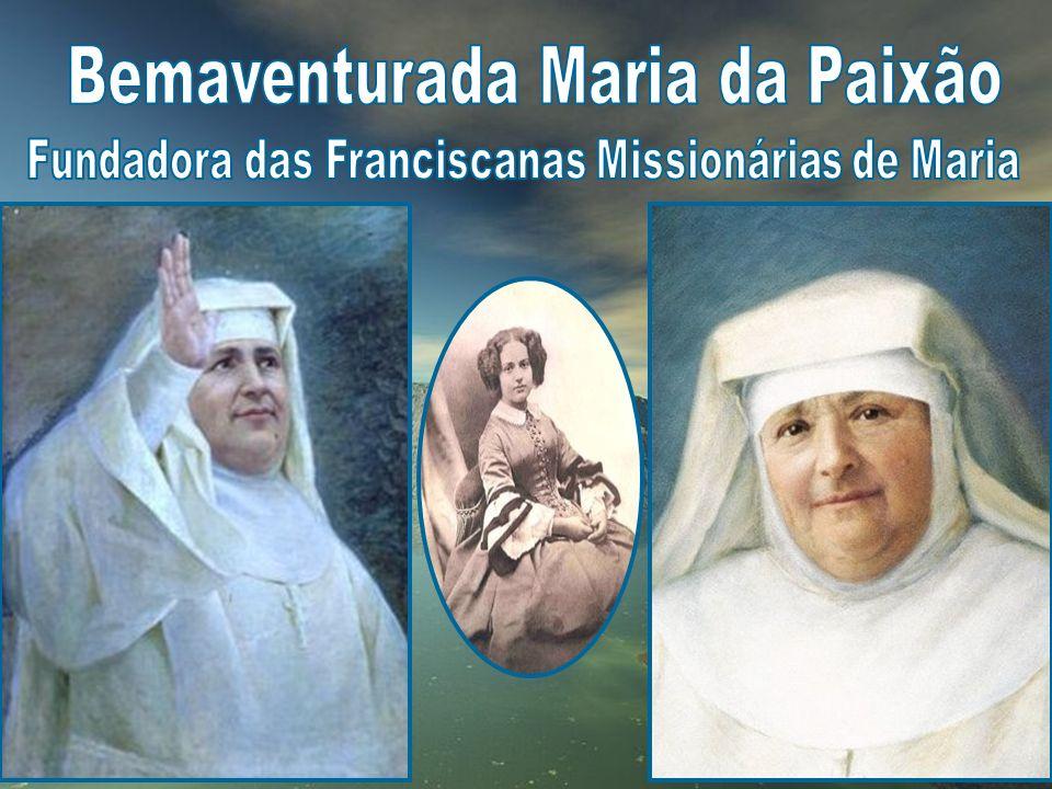 Franciscanas Franciscanas MISSIONÁRIAS MISSIONÁRIAS de Maria de Maria