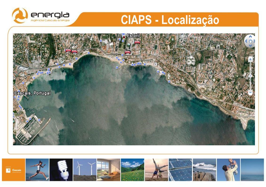 CIAPS - Localização