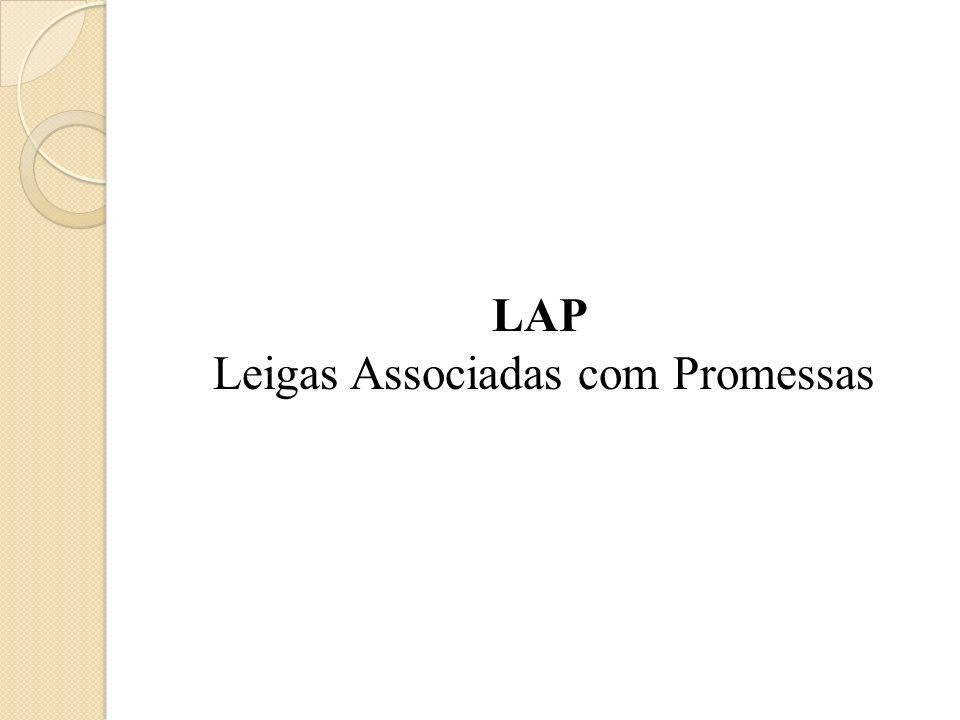 LAP Leigas Associadas com Promessas