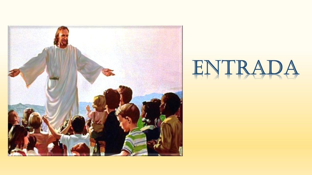 Santo, Santo, Santo, Senhor Deus do universo.O céu e a terra proclamam a Vossa glória.