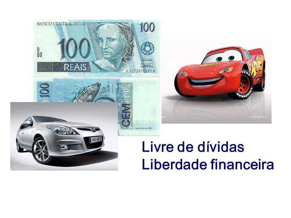 Livre de dívidas Liberdade financeira