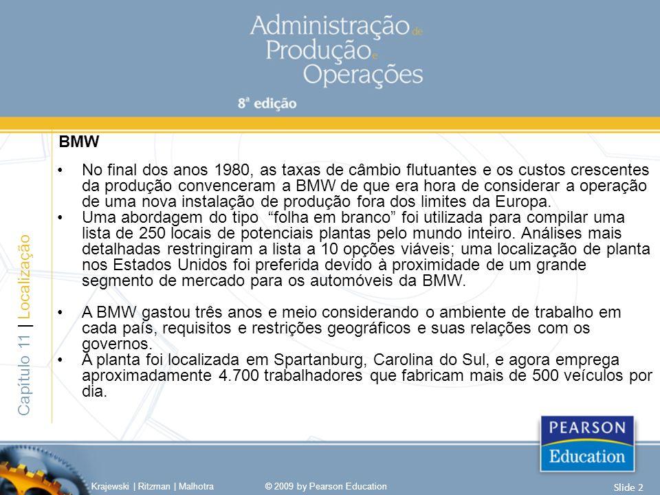 No final dos anos 1980, as taxas de câmbio flutuantes e os custos crescentes da produção convenceram a BMW de que era hora de considerar a operação de uma nova instalação de produção fora dos limites da Europa.