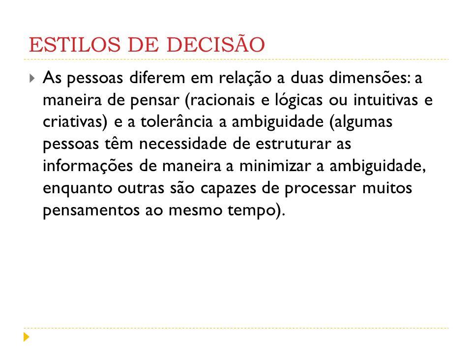 O QUE SÃO HEURISTICAS.Conforme a definição de Bazerman (2004, p.