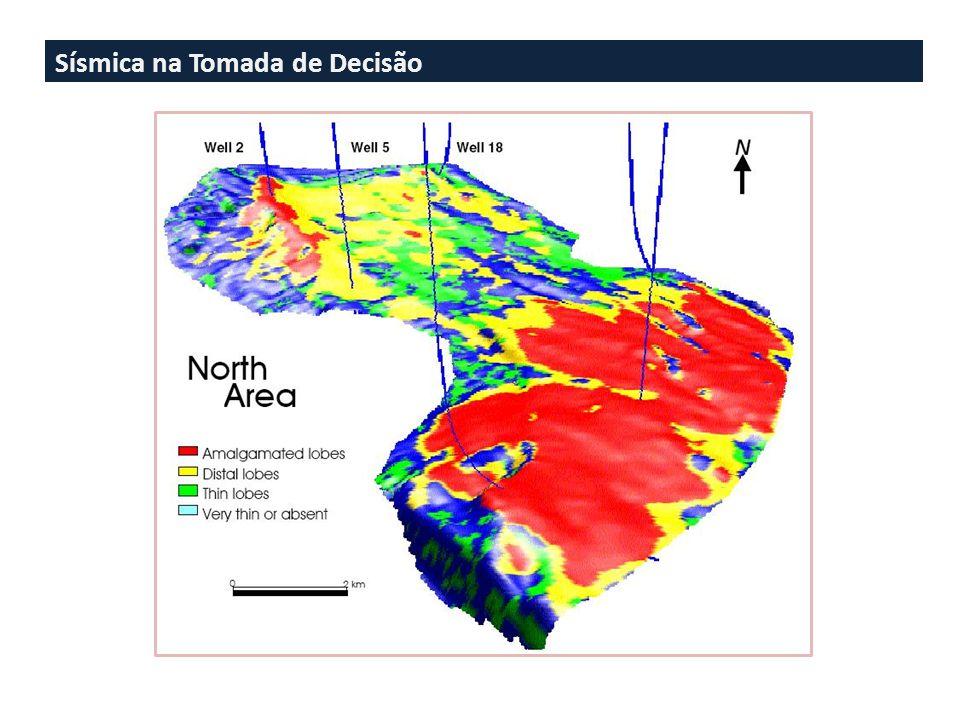 Sísmica offshore - Navio Sísmico Distância entre hidrofones: 12,5 metros (3,125 metros para o sistema Q da SLB) Tamanho do Cabo: em geral de 4 a 6 km (perto de 10 km para o sistema da PGS) Número de Cabos: De 6 a 10 para levantamentos 3D Distância entre cabos: 100 metros (50 metros para o sistema da PGS)