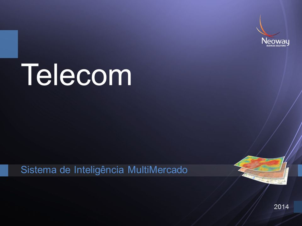 2014 Telecom Sistema de Inteligência MultiMercado