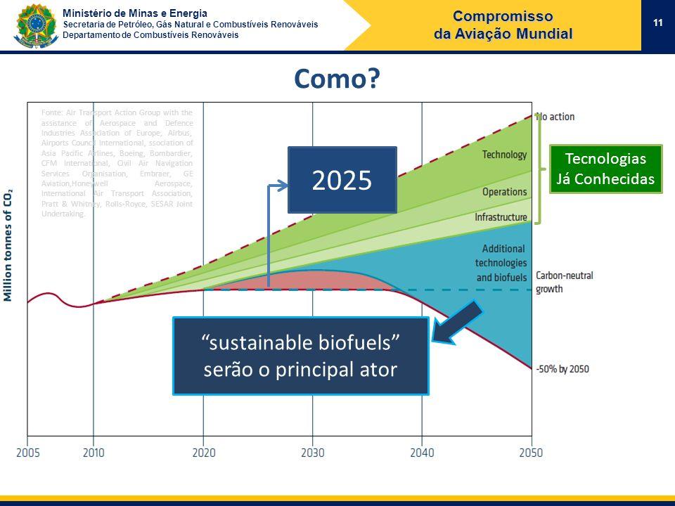 Ministério de Minas e Energia Secretaria de Petróleo, Gás Natural e Combustíveis Renováveis Departamento de Combustíveis Renováveis 11 Compromisso da
